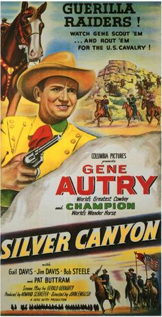 Silver Canyon (1951) - Gene Autry