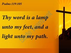 0514 psalms 119105 nun your word is a powerpoint church sermon Slide05  http://www.slideteam.net/