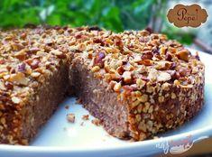 Najrýchlejší zdravý koláč bez cukru a múky | NajRecept.sk Protein Desserts, Low Carb Desserts, Paleo Dessert, Healthy Baking, Banana Bread, Nom Nom, Good Food, Brunch, Food And Drink