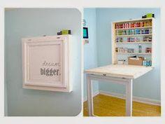 GOODIY: A Nice Piece of DIY Object - The Fold-Down Table