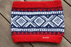 The Marius pattern is a traditional norwegian knitting pattern.