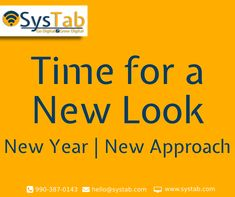 Time for a new look, we have rebrand ourself. Unleash Your Business in 2021 with #SYSTAB Digital Branding solution. Same team working with a new approach for digital success. Let's Connect... #digitalbranding #digitalmarketing #rebranding #rebranding2021 #newlook #NewStyle2021 #digitalgrowth #growthhacking #vocalforlocal Teamwork, Digital Marketing, Connect, Success, Branding, Business, Brand Management, Store, Identity Branding