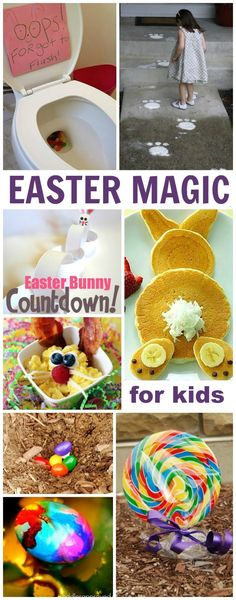 Easter Magic for Kids - add a little bit of magic into Easter!