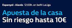 el forero jrvm y todos los bonos de deportes: william hill promocion Espanyol vs Alaves 1 abril