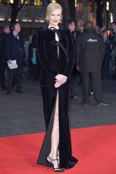 Nicole Kidman in Armani Privé - HarpersBAZAAR.com