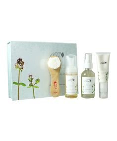 Take a look at this Mint White Tea Skin Care Set by 100% Pure on #zulily today!