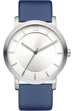 Dames horloges - Danish Design Steel horloge IV22Q1047 Danish Design, Fashion Watches, Michael Kors Watch, Leather, Accessories