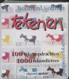100 tekenopdrachten, 1000 tekendictees / Kopieerbladen