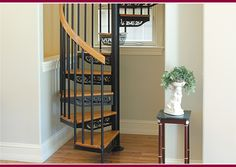 Spiral Staircases For Tight Spaces   Google Search