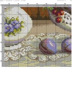 VK is the largest European social network with more than 100 million active users. Cross Stitch Designs, Cross Stitch Patterns, Cross Stitch Kitchen, Flowers For You, Cross Stitch Flowers, New Pins, Make It Yourself, Quilts, Embroidery