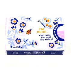 I'm Here, What Were You're Next Two Wishes Soap