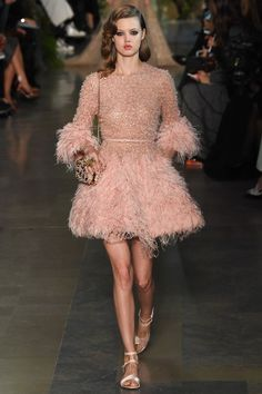 Elie Saab in 'Beirut, Chasing A Dream' for Spring/Summer 2015 Couture | SENATUS