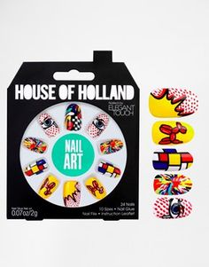 Enlarge House Of Holland Nails By Elegant Touch - Nail Art