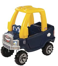 """The little guys needs a truck - Little Tikes Cozy Truck - Little Tikes - Toys """"R"""" Us - $75"""