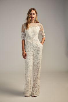 d0d742f8fc5 Estelle Jumpsuit. Wedding SuitsJumpsuit Formal WeddingWhite ...