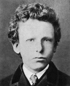 Vincent van Gogh at the age of 13, 1866.