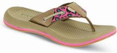 Sperry Top-Sider Girls Seafish Sandals