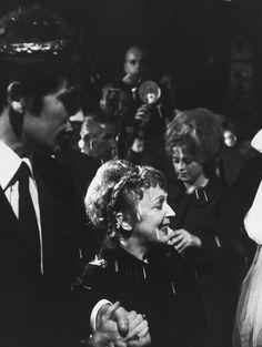 Paris, 9 oct 1962 Edith Piaf et Theo Sarapo
