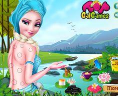 #frozen #juego_de_frozen  #juegos_frozen  #juegos_de_frozen actualiza nuevo juego  http://www.juegosde-frozen.com/juegos-frozen-elsa-ice-bucket-makeover.html