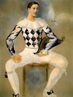 Педро Пруна. Пьеро. 1928