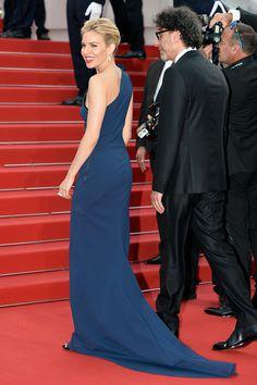 Sienna Miller in Lanvin - Cannes Film Festival 2015: Red Carpet   Harper's Bazaar