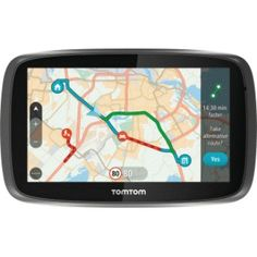 """TomTom Go510 5"""" Portable Navigation System - GPS Navigation - JB Hi-Fi…"""