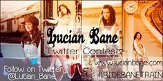 Want a piece of the man behind #DomWars? Follow @Lucian_Bane Rules @bit.ly/1qDwhKP #RIDEBANETRAIN Contest #share #FF #lucianbane #ineffabledom #twittercontest