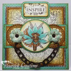 Heartfelt Creations | You Inspire Me
