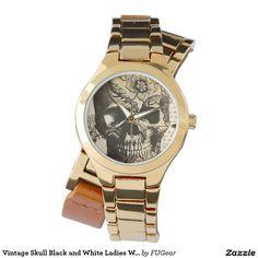 Your Custom Women's Wraparound Gold Watch