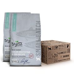 Purina Beyond Small Batch GrainFree Ocean Whitefish  Egg Dry Cat Food  45 lb Bag Pack of 2 * More info could be found at the image url.