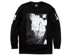 "Kenneth Cappello x Undefeated ""Bloodchoke"" Long Sleeve T Shirt"