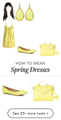 """Senza titolo #1512"" by cavallaro on Polyvore featuring As U Wish, Call it SPRING, Paperthinks and Kate Spade"