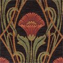 Historic Style - Antwerp Art Nouveau Chenille - Traditional Home