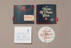 The Name Of These Girls on Packaging of the World - Creative Package Design Gallery