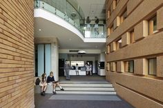 Adelaide High School Learning Centre by JPE Design Studio