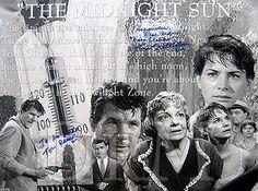 "Twilight Zone episode ""The Midnight Sun."" (My favorite Twilight Zone episode.)"
