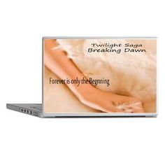 We offer all of our designs on Electronic cases and skins. Come browse our designs to find on to fit your needs....Twilight Saga,Breaking Dawn,Forever Laptop Skins > Breaking Dawn, Forever > Twilight Saga Tshirts and Gifts