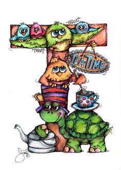 from joni's Pop Art Minis :)