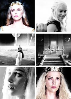 """Daenerys Targaryen: Daenerys was born while a great storm raged above Dragonstone, sinking what remained of the Targaryen fleet; for this reason she is sometimes known as """"Daenerys Stormborn."""" Her mother, Queen Rhaella, died in labour. #got #asoiaf"""