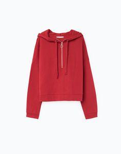 SWEATSHIRT FECHO DE CORRER por apenas 13 na Lefties. Entre agora e descubra a nossa coleção de Sweatshirts.