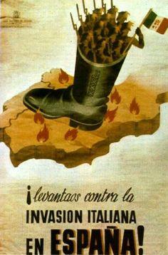 Búscame en el ciclo de la vida: La ayuda fascista italiana a Franco