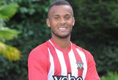 Ryan Dominic Bertrand - Southampton on loan from Chelsea Southampton Fc, Chelsea, Saints, Polo Shirt, Football, Board, Mens Tops, Fashion, Soccer