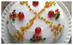 Cassata siciliana. #ricetta di @baketherapy Pudding, Desserts, Food, Letter Case, Tailgate Desserts, Deserts, Custard Pudding, Essen, Puddings