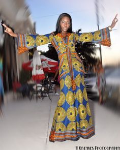 Check out Latest Ankara Styles and  dresses >> http://www.dezangozone.com/ AfroChicGist : Photo