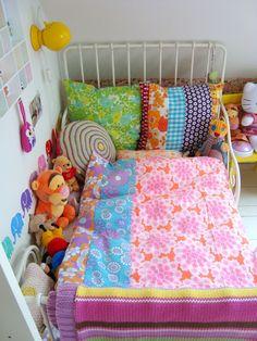 Kinderbeddengoed via Mor til MERNEE / kidsroom