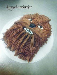 "happybeimbacken on Twitter: ""Star Wars.... Buttercream Chewbacca ..."