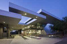 university of arizona poetry center by line and space. ARIZONA.