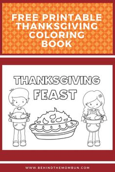 Coloring books have so many benefits. Help your kids show of their creativity with this free Thanksgiving coloring book for kids. Free Coloring Pages, Coloring For Kids, Coloring Books, Easy Toddler Crafts, Easy Crafts, Christmas Party Activities, Printable Christmas Coloring Pages, Christmas Placemats, Outdoor Activities For Kids