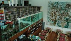 I 20 Bookbar italiani che ogni amante dei libri dovrebbe visitare - parte I bookbar, bookbar in Italia, libri, letture,  libreriamo.it