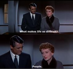 Quotes deep thoughts feelings introvert 28 Ideas for 2019 Cary Grant, An Affair To Remember, Movies And Series, Tv Series, Movie Lines, Difficult People, Stupid People, Film Quotes, Classic Movies